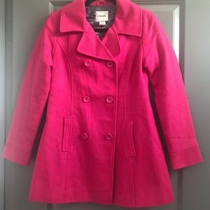 🛑6 for $30🛑 CHEROKEE PINK BOW COAT